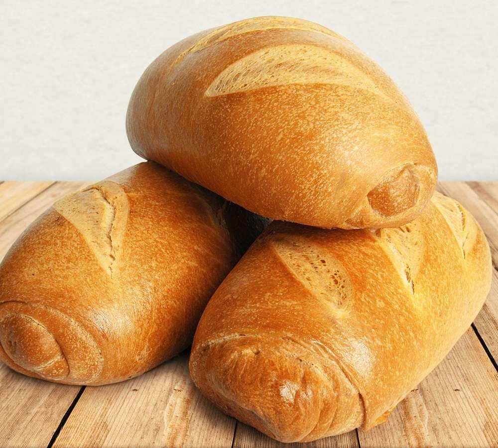 Pan aliñado de 2000